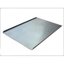 Bandeja maquina de limpieza 40x60 aluminio (Chapa 1.5MM espesor) [4060LIMP]
